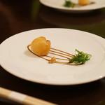 J一行樹 - フォアグラのパンケーキ
