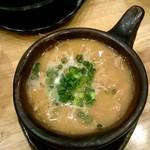 居酒屋三蔵 - 特製もつ煮:380円