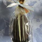 ル ショコラ ドゥ アッシュ - ダチョウの卵くらいの大きさのイースターエッグ