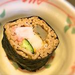 そば処 橋本 - 蕎麦寿司