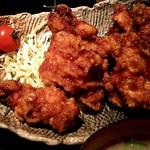 餃子鍋 A-chan 北新地 - 鶏の唐揚げ