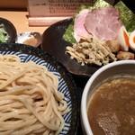 つけ麺 道 - 特製つけ麺(中盛)@1,100円(税込)