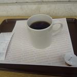 ドムドムハンバーガー - ホットコーヒーS