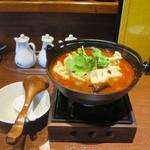 65200903 - 赤辛炊き餃子
