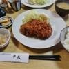 平太 - 料理写真:特ロースとんかつ定食 1200円