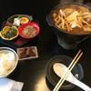 湖水亭 嵯峨和  - 料理写真:豚と猪のいとこ鍋