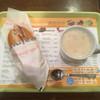 ソーシーズ - 料理写真:チューリンガー+クラムチャウダー