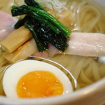 ガチ麺道場 - アップ