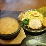 竹本商店 つけ麺開拓舎 - 伊勢海老つけ麺 2017.4月