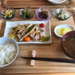 カフェ 陽だまりの家 - 料理写真: