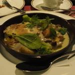 サンマルク - 若鶏のフリカッセ