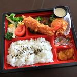 西洋軒 - 和風東京ハンバーグランチ 700円