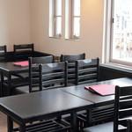 東華菜館 - 店内(5階)