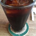喫茶 ほんまち - アイスコーヒー