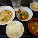 レストラン クック - 料理写真:日替わり ¥500-