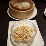 中国料理 白金亭 - 点心と前菜