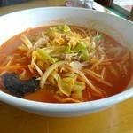 西安刀削麺 - 味噌辛刀削麺