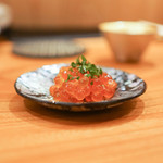 東京肉しゃぶ家 - いくらの味噌漬け