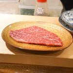 東京肉しゃぶ家 - シャトーブリアン