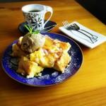 かえりみちのブルー珈琲 - 料理写真:
