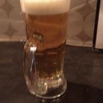 まんまる食堂 - 生ビール