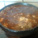 ダイニングキッチン 海里 1852 - 追加注文 特製煮込みマーボー豆腐
