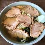 65211247 - ◉大盛りチャーシュー麺 税込み820円