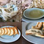 65211294 - 大盛りチャーシュー麺、丼の詳細