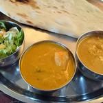 オーガニック スパイスハウス - 野菜、チキン