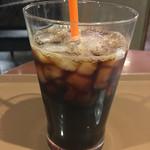 サンマルクカフェ  - アイスコーヒーは¥216です
