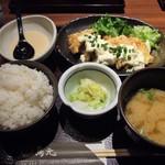 鳥元  - 【ランチメニュー】鶏南蛮タルタル定食