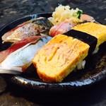 にぎにぎ一 - にぎにぎ、つまり寿司です!