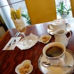 蔵喫茶 杏 -
