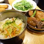 劉の店 - 鉄道弁当です