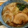 朝日屋 - 料理写真:ワンタン中華そば