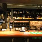 Bar TARU - カウンター席