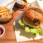 Bar TARU - ハンバーガー