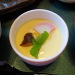 ジャンボ海老まるやま門田店 - 美味しい茶碗蒸し