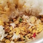 台湾ケンさん - 「台湾飯 (650円)」って、素朴ながらにめっちゃ美味しい!