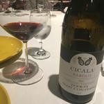 STESSA - ドリンク写真:もうね、死にました。 人生一のイタリアワイン  アルドコンテルノ バローロチカラ