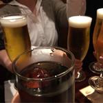 Irish pub Booties・・・ - 春のブーティズ宴会コース 90分飲み放題付き 4500円