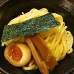 つけ麺 きらり - 魚介豚骨特つけ(大)【麺盛】 2017年4月7日