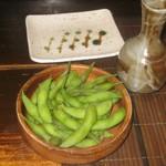 いの一番 - 枝豆300円