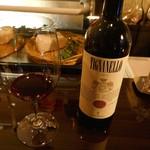 マリアージュ - イタリアワイン ティニャネロ