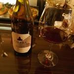 マリアージュ - カルフォルニアワイン カレラ