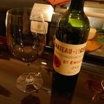 マリアージュ - フランスワイン シャトーフィジャック