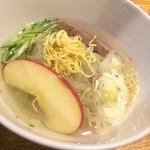 和牛焼肉 KINZO - KINZO冷麺