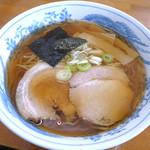 旬麺 - 焼干しラーメン…700円