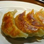壱八家 - この餃子は美味しいと思います。