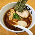 ラーメン ABE's - ABE's(味玉醤油ラーメン 800円)